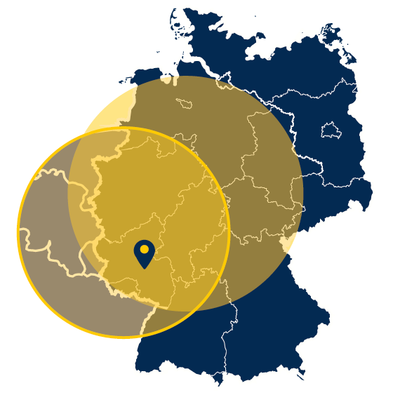 Liefergebiet Eurocement